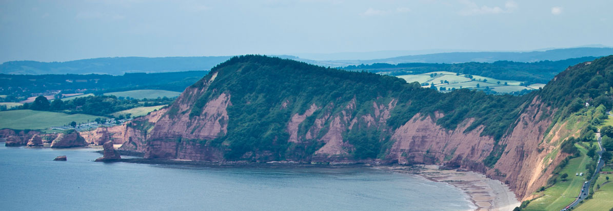 Sidmouth Cliffs